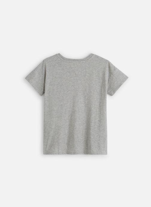 Vêtements Tommy Hilfiger City Print Tee Gris vue bas / vue portée sac