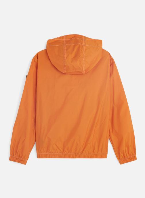 Vêtements Tommy Hilfiger U Pop Over Orange vue bas / vue portée sac