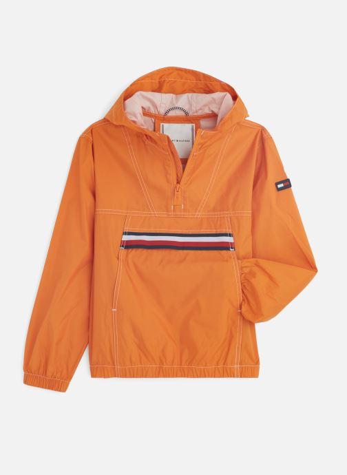 Kleding Tommy Hilfiger U Pop Over Oranje detail
