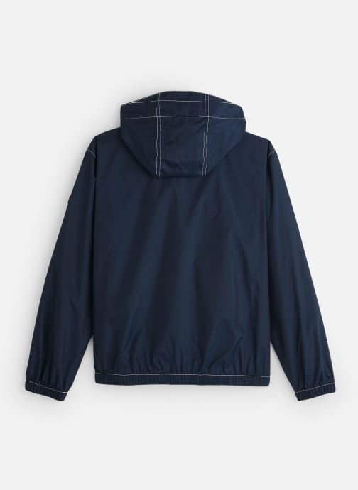 Vêtements Tommy Hilfiger U Pop Over Bleu vue bas / vue portée sac