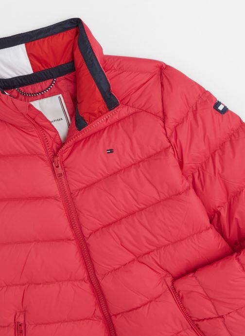 Kleding Tommy Hilfiger U Light Down Jacket Roze model