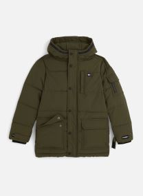 Longer Padded Parka