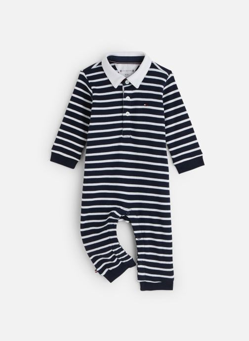 Kleding Accessoires Baby Rugby Stripe Coverall