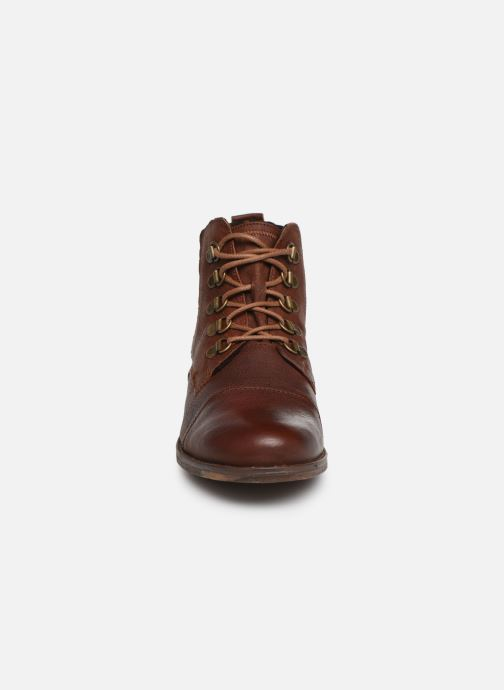 Ankle boots Josef Seibel Sienna 09 Brown model view