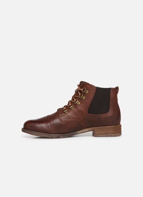 Ankle boots Josef Seibel Sienna 09 Brown front view