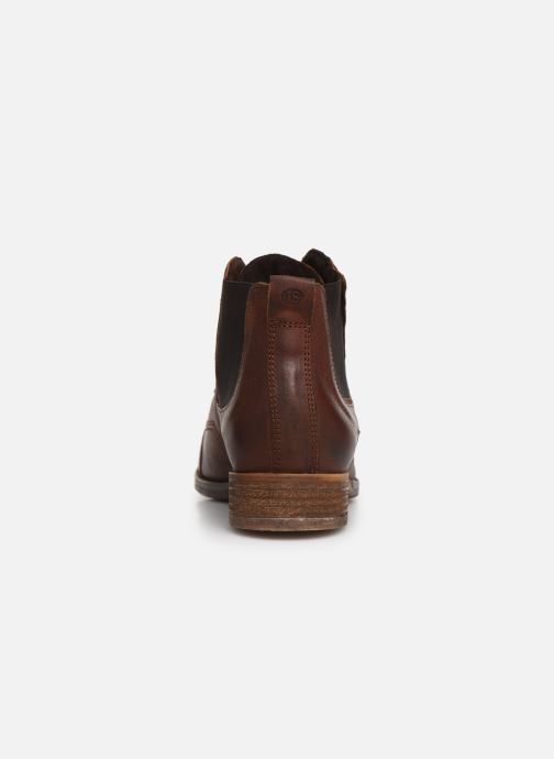 Ankle boots Josef Seibel Sienna 09 Brown view from the right