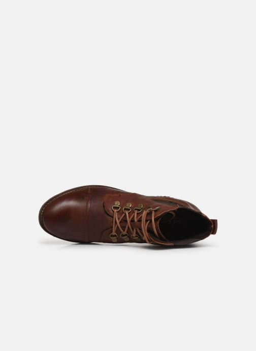 Ankle boots Josef Seibel Sienna 09 Brown view from the left