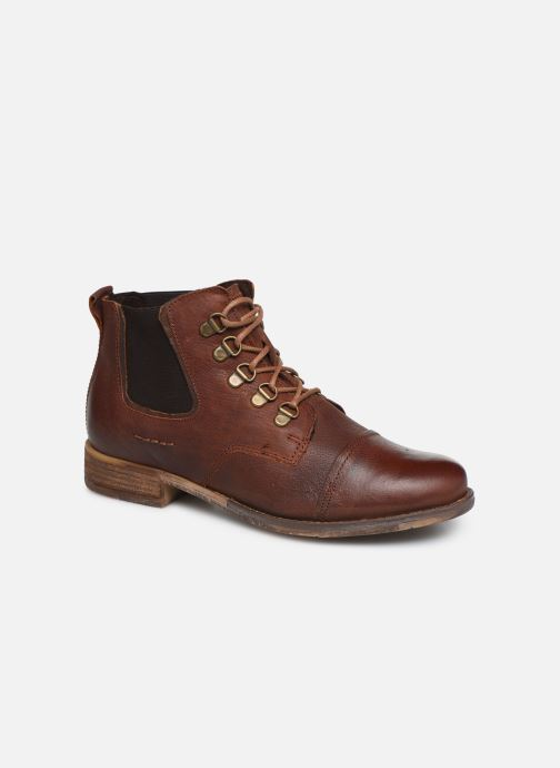 Ankle boots Josef Seibel Sienna 09 Brown detailed view/ Pair view