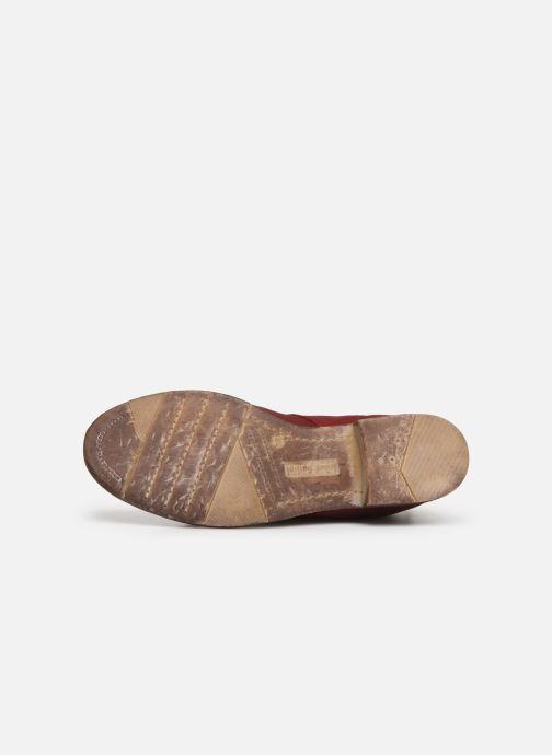 Bottines et boots Josef Seibel Sienna 09 Rouge vue haut