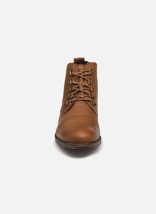 Ankelstøvler Josef Seibel Sienna 09 Brun se skoene på