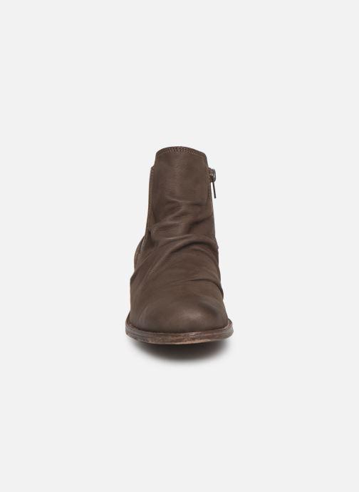Stiefeletten & Boots Josef Seibel Sienna 59 braun schuhe getragen