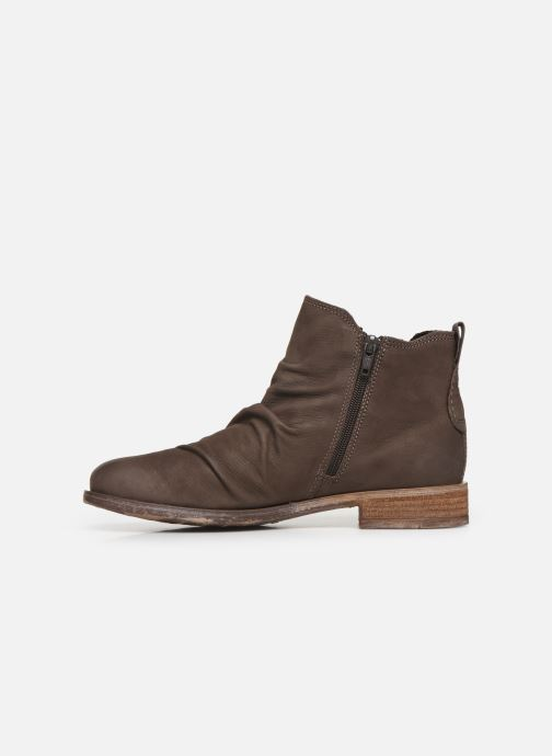 Ankle boots Josef Seibel Sienna 59 Brown front view
