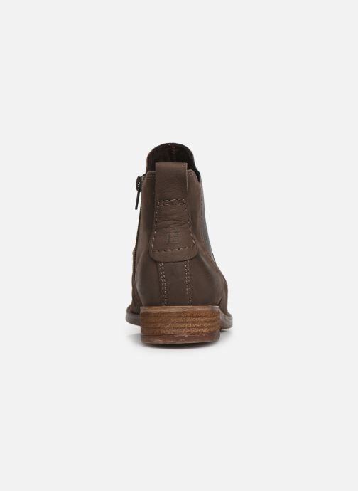 Ankle boots Josef Seibel Sienna 59 Brown view from the right