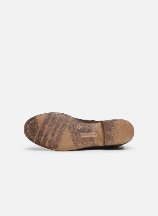Stiefeletten & Boots Josef Seibel Sienna 59 braun ansicht von oben