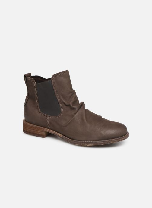 Ankle boots Josef Seibel Sienna 59 Brown detailed view/ Pair view