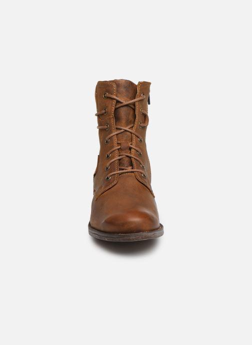 Bottines et boots Josef Seibel Sienna 63 Marron vue portées chaussures