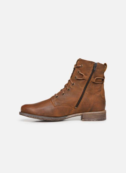 Stiefeletten & Boots Josef Seibel Sienna 63 braun ansicht von vorne
