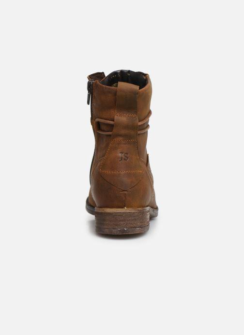 Stiefeletten & Boots Josef Seibel Sienna 63 braun ansicht von rechts