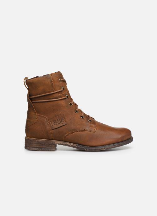Stiefeletten & Boots Josef Seibel Sienna 63 braun ansicht von hinten