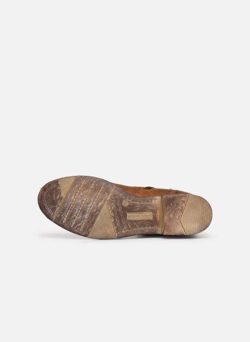 Stiefeletten & Boots Josef Seibel Sienna 63 braun ansicht von oben