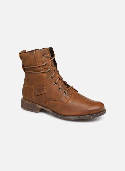 Boots en enkellaarsjes Josef Seibel Sienna 63 Bruin detail