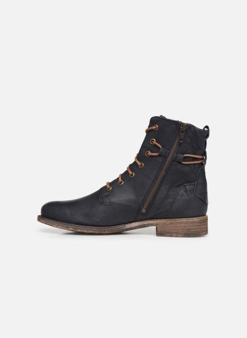 Bottines et boots Josef Seibel Sienna 63 Bleu vue face