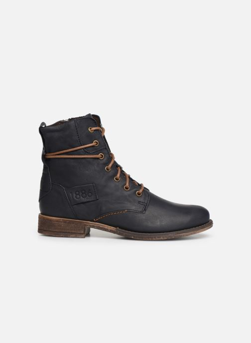 Bottines et boots Josef Seibel Sienna 63 Bleu vue derrière
