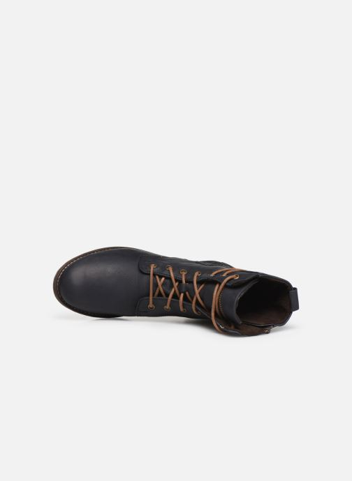 Bottines et boots Josef Seibel Sienna 63 Bleu vue gauche