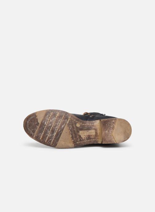 Bottines et boots Josef Seibel Sienna 63 Bleu vue haut
