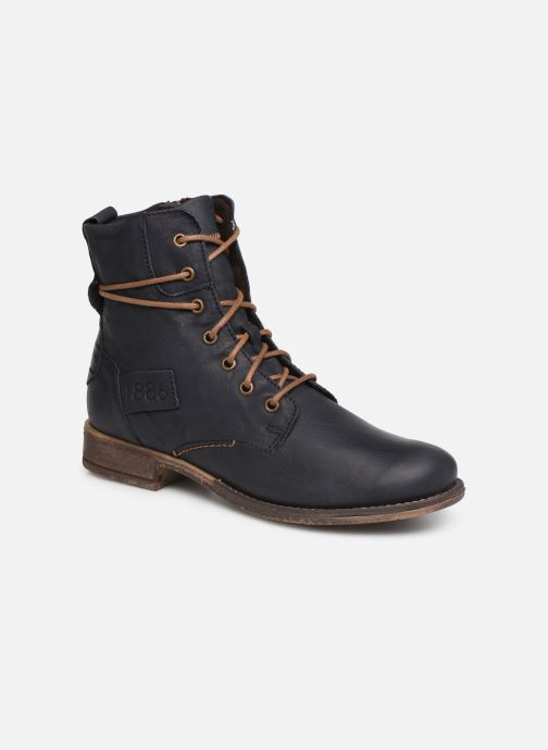 Bottines et boots Josef Seibel Sienna 63 Bleu vue détail/paire
