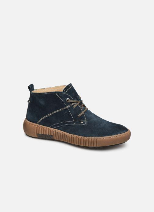 Sneaker Josef Seibel Maren 02 blau detaillierte ansicht/modell