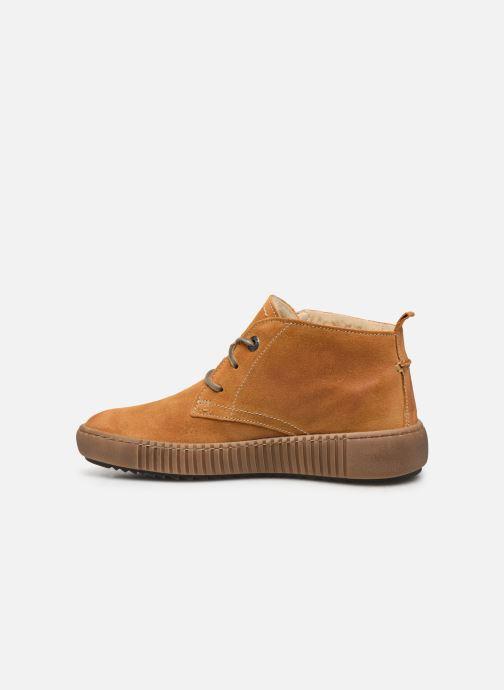 Sneakers Josef Seibel Maren 02 Geel voorkant