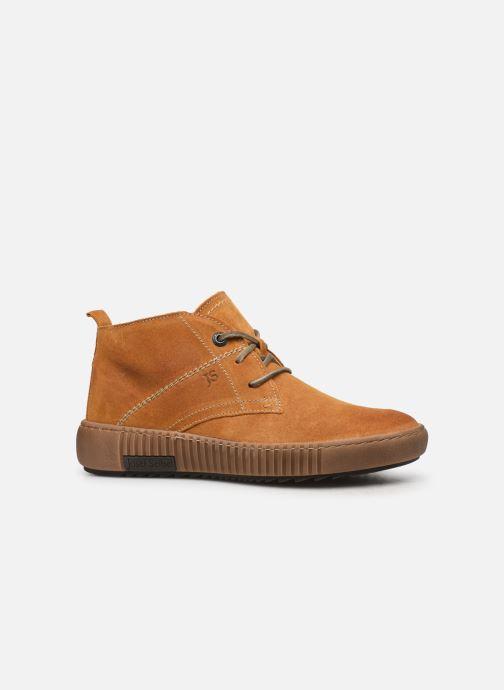 Sneakers Josef Seibel Maren 02 Geel achterkant
