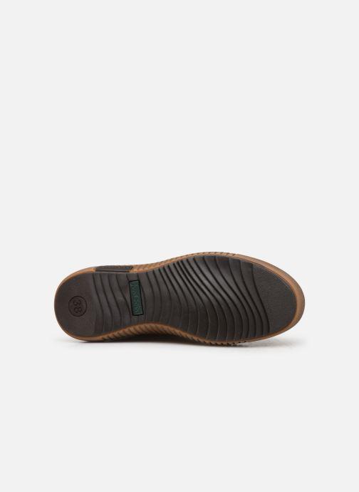 Sneakers Josef Seibel Maren 02 Giallo immagine dall'alto