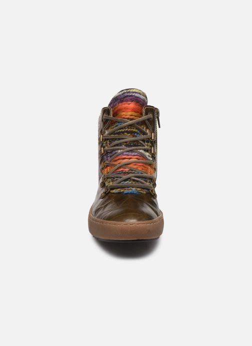 Bottines et boots Josef Seibel Maren 06 Vert vue portées chaussures