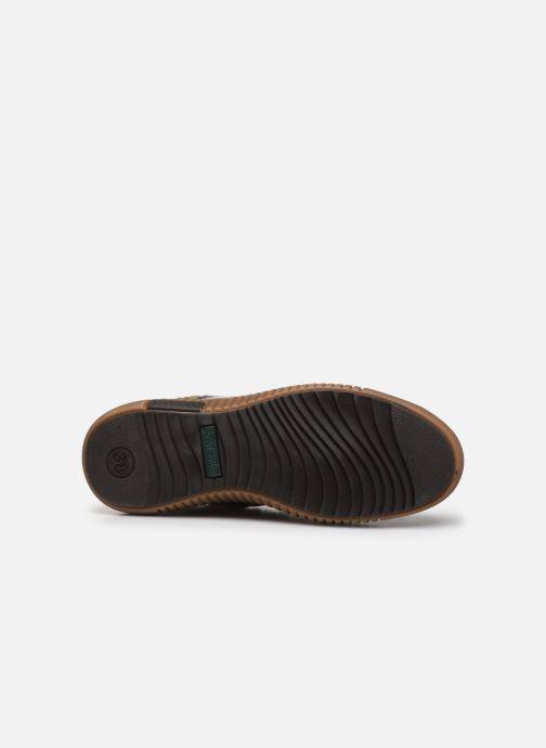 Bottines et boots Josef Seibel Maren 06 Vert vue haut