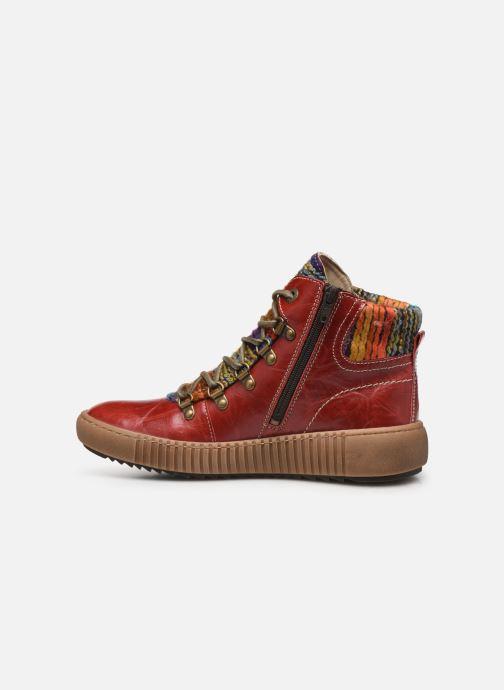 Bottines et boots Josef Seibel Maren 06 Rouge vue face