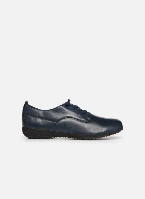 Zapatos con cordones Josef Seibel Naly11 Azul vistra trasera