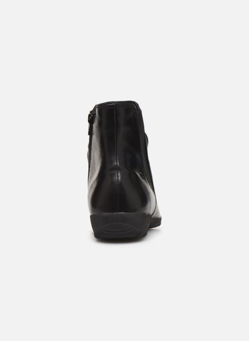 Ankle boots Josef Seibel Naly 31 Black view from the right