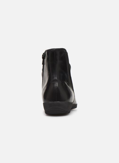 Bottines et boots Josef Seibel Naly 31 Noir vue droite