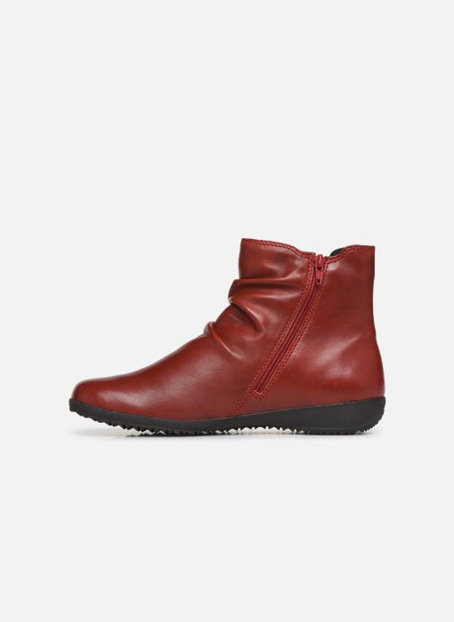 Bottines et boots Josef Seibel Naly 31 Rouge vue face