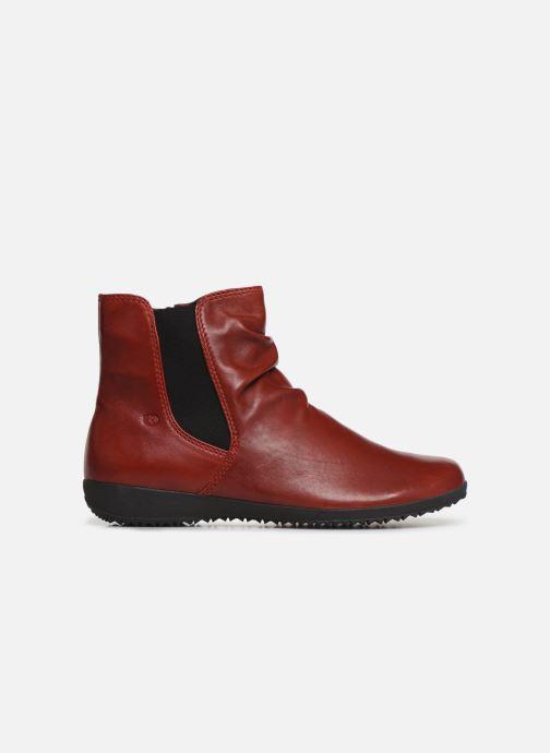 Bottines et boots Josef Seibel Naly 31 Rouge vue derrière