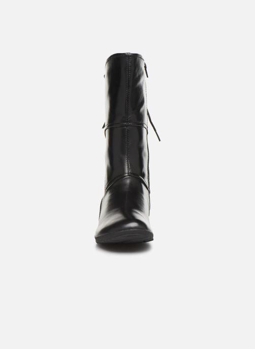 Bottes Josef Seibel Naly 07 Noir vue portées chaussures