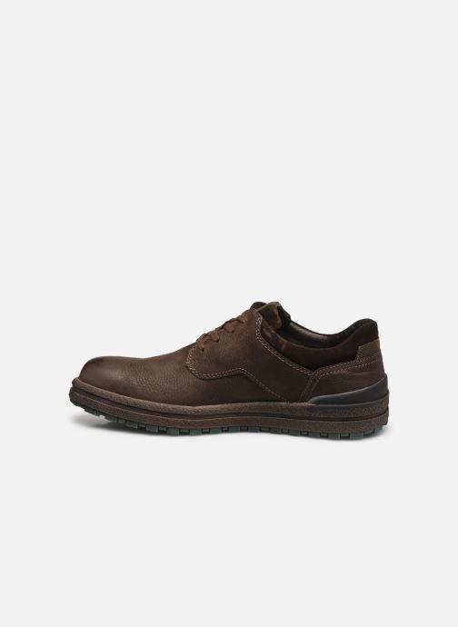 Chaussures à lacets Josef Seibel Emil 24 Marron vue face