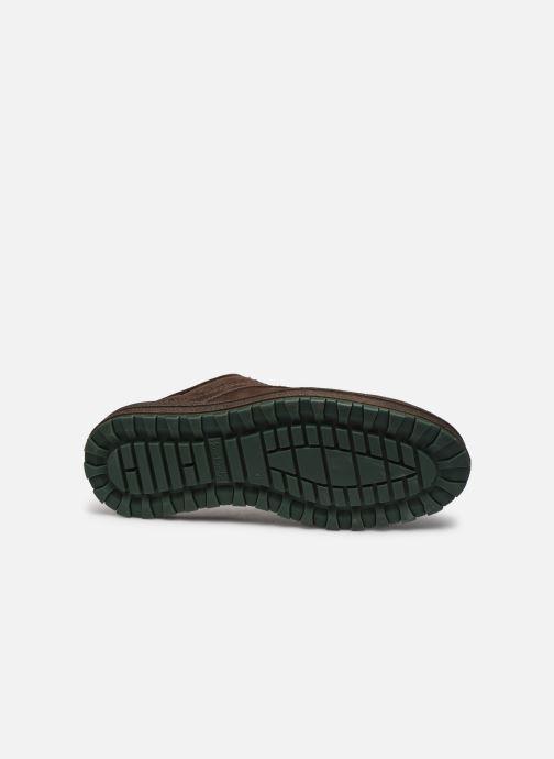 Chaussures à lacets Josef Seibel Emil 24 Marron vue haut