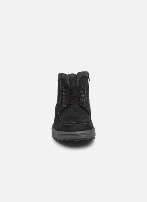 Bottines et boots Josef Seibel Emil 23 Noir vue portées chaussures