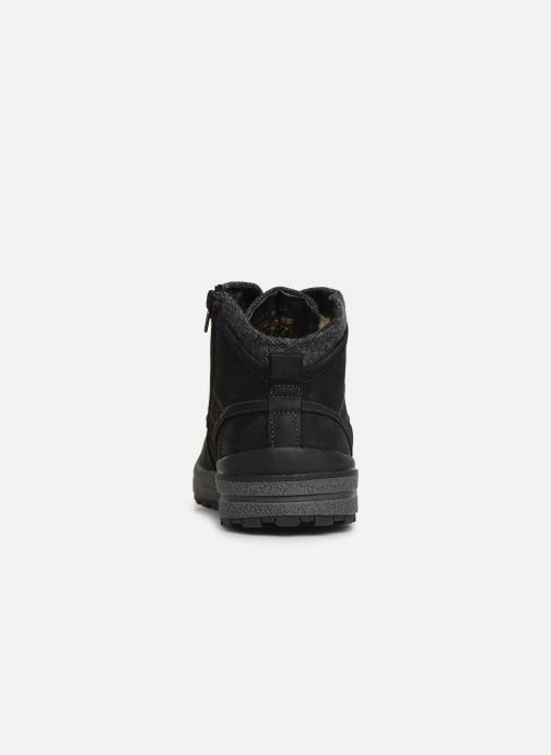 Bottines et boots Josef Seibel Emil 23 Noir vue droite