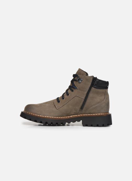 Bottines et boots Josef Seibel Chance 17 Gris vue face