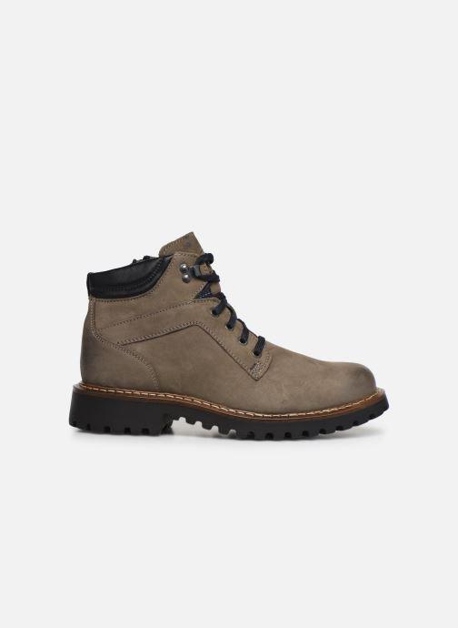 Bottines et boots Josef Seibel Chance 17 Gris vue derrière