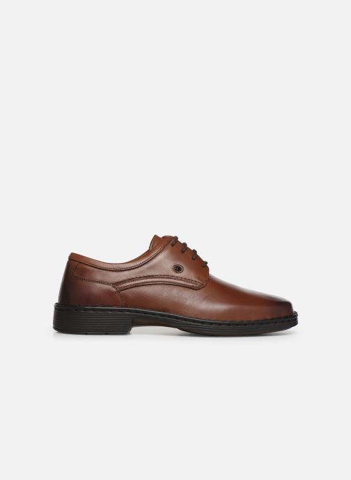 Lace-up shoes Josef Seibel Talcott Brown back view
